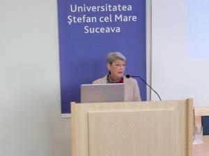 Ágnes Nagy, doctor în finanțe, membru de peste un deceniu în Consiliul de Administraţie al Băncii Naționale a României