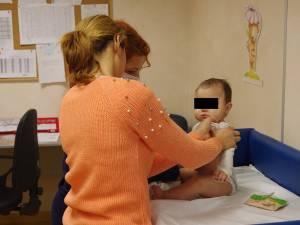 Consultație în UPU Pediatrie