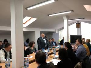 "Campania ""Porţi deschise-spre comunitate"", la DGASPC Suceava"