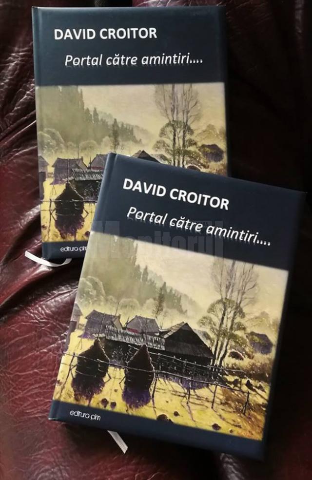 """Vernisajul expoziţiei """"Portal către amintiri..."""", semnată de artistul dornean David Croitor, la Casa de Cultură """"Platon Pardău"""""""