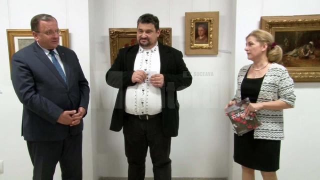 """Expoziţia """"Pagini de artă românească"""", vernisată vineri, la Muzeul de Istorie"""