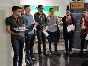 Studenţii suceveni s-au întors cu un palmares bun de la un concurs naţional de electronică
