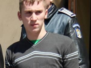 Dănuţ Ursulean, în vârstă de 28 ani, din comuna Straja, un client mai vechi al oamenilor legii