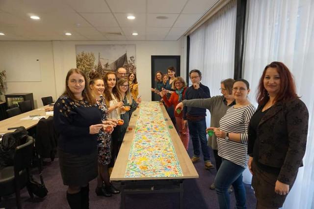 Curs de Formare Erasmus+ pentru profesorii Şcolii Moara, desfăşurat în Assen, Olanda