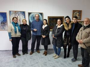 """""""Lumina Credinței"""", expoziție care poate fi vizitată în această perioadă la  Galeria """"Ion Irimescu"""" Suceava"""