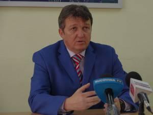 Șeful Oficiului de Cadastru şi Publicitate Imobiliară Suceava, Vasile Mocanu
