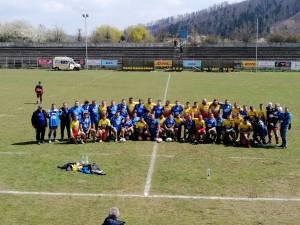 RC Gura Humorul a câștigat derby-ul Bucovinei cu CSM Suceava