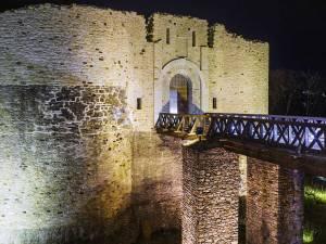 Cetatea de Scaun a Sucevei va fi deschisă pentru vizitare pe toată durata minivacanței de Paște,  inclusiv pe data de 1 Mai Foto: Muzeul Bucovinei