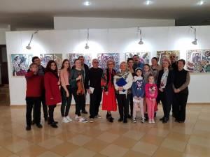 Rapsodiile românești ale artistei Cărare Nicoleta Cristina