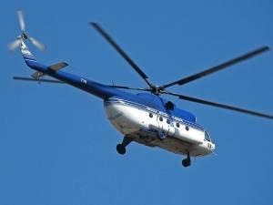 Un elicopter MAI va survola traficul din județul Suceava în perioada Sărbătorilor Pascale