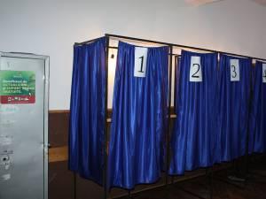 În judeţul Suceava se vor amenaja mai multe secţii de votare pentru alegerile europarlamentare