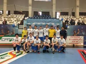 Echipa de handbal juniori III CSU Suceava s-a calificat la turneul final