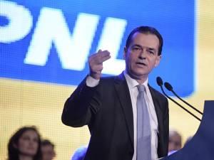 Ludovic Orban va fi prezent la Suceava alături de candidaţii PNL pentru alegerile europarlamentare