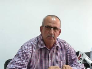 Haralampie Duțu, directorul  Direcţiei Agricole Suceava