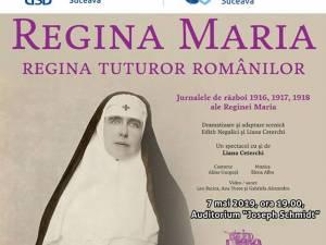 Regina Maria. Regina tuturor românilor