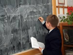 Elevii de clasa a II-a sunt primii care susţin evaluarea