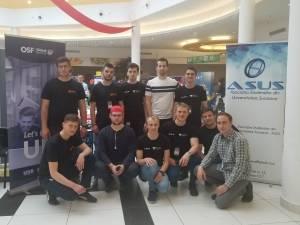 Studenţii premiaţi la Oradea