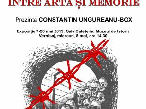 Vernisajul expoziției Radu Bercea – Între Artă și Memorie, la Muzeul de Istorie Suceava