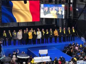 PNL și-a prezentat la Suceava candidaţii pentru europarlamentare