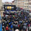 Peste 5.000 de persoane au participat la mitingul PNL de la Suceava