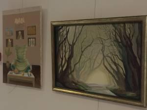 """Prima expoziţie personală a artistei Marina Pişta, intitulată """"All inclusive"""""""