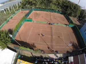 O parte dintre meciurile actualei ediţii se vor desfăşura la Baza Sportivă Unirea