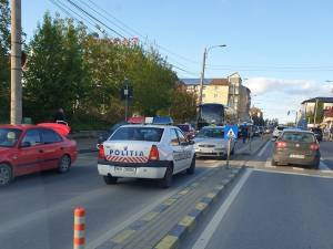 Trecerea de pietoni pe care s-a produs accidentul - FOTO facebook - Atentie Politia