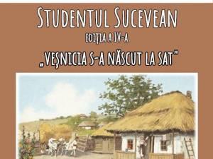 """""""Studentul Sucevean"""", ediţia a IV-a, organizat de ASCOR Suceava"""