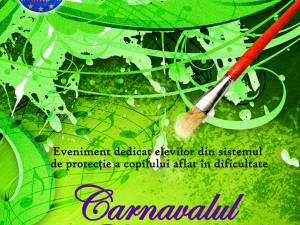 """""""Carnavalul Primăverii"""", la Shopping City Suceava"""