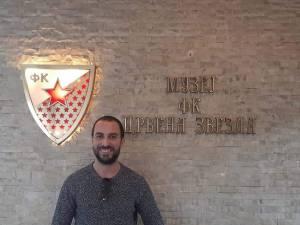 Khalil Chakroun a semnat un contract cu Steaua Roşie Belgrad