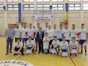 Universitatea Ştefan cel Mare Suceava a câştigat două titluri consecutive în Campionatul Naţional Universitar de handbal masculin