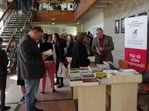 Salonul Internaţional de Carte de la Universitate