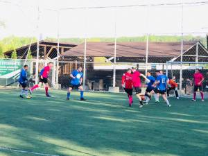 Vivendi şi Artra-Baracuda au oferit un meci foarte spectaculos