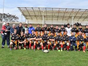 Echipa CSŞ Gura Humorului este la o victorie de titlul de campioană a României