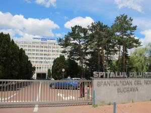 Bărbat prins la furat în curtea Spitalului Judeţean