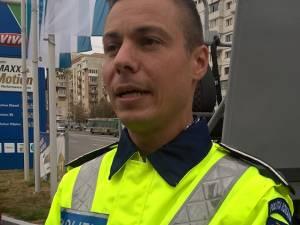 Comisarul-şef Ionuţ Epureanu