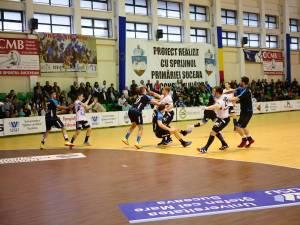 CSU Suceava a suferit sâmbătă al treilea eşec consecutiv