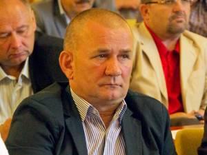 Primarul comunei Adâncata, Viorel Cucu