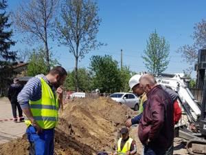 Introducerea gazului metan în comuna Moara