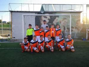 Copiii de la CSS Nicu Gane s-au clasat pe locul 3 la turneul de la Bacău