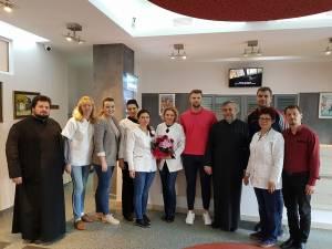 """Campania """"Dăruim sânge pentru viaţă"""", desfăşurată cu binecuvântarea ÎPS Pimen, Arhiepiscopul Sucevei și Rădăuţilor"""