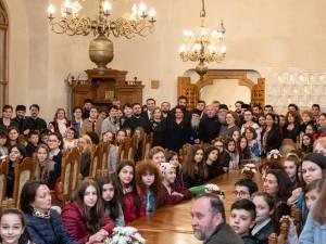"""La Putna a început Concursul național de limba și literatura română și religie """"Cultură și spiritualitate românească"""", etapa națională, clasele V-VIII"""