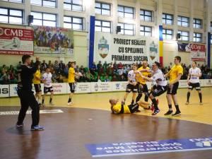 Universitatea a câștigat la Cluj și este obligată să câștige ultimele două meciuri pentru a ajunge la baraj