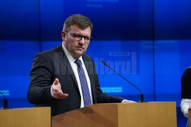 Ministrul Muncii, Marius Budăi, s-a întâlnit cu pensionarii din judeţul Suceava
