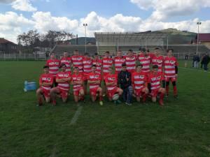Echipa de rugby juniori sub 16 ani CSS Gura Humorului