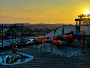 Deschiderea Parcului de Agrement Turistic şi Sportiv Cornişa