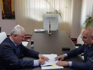 Semnarea contractului de finanțare a transformări fostului Cinema Arta Itcani, în valoare de 6.425.201,86 lei