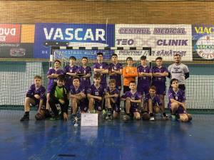 Echipa de juniori IV CSU Suceava s-a calificat la turneul final