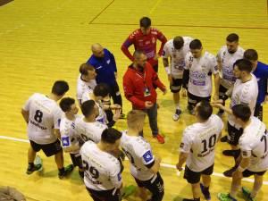 Universitatea a retrogradat în Divizia A, cu o etapă înaintea terminării play-out-ului