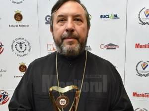 Preotul Gheorghe Saftiuc a plecat la Ceruri